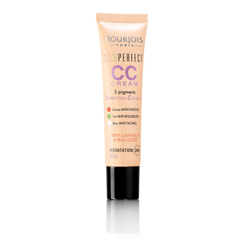CC Cream, 123 Perfect, BOURJOIS