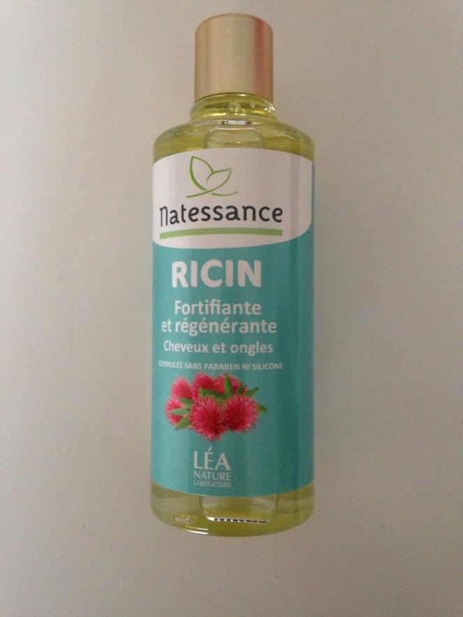 huile de ricin - Natessance
