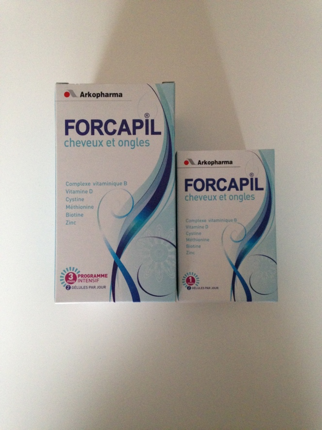 Forcapil - cheveux & ongles