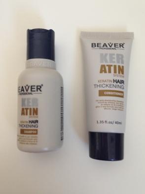 shampoing et après shampoing keratin hair