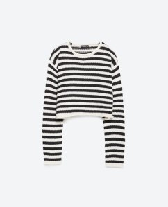 Pull marin - Zara - 19,95€