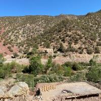 Une journée dans le désert marocain